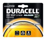 DURACELL Eco halogeenstaaf R7s 118mm 160W