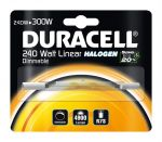 DURACELL Eco halogeenstaaf R7s 118mm 240W