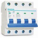 Chint nb1-63 installatieautomaat b20 3p+0