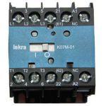 Iskra k07m-01 magneet schakelaar 3xno+1xnc 230v 50/60Hz