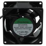 Sunon sf23080a AC ventilator 230v 80x80x38 mm