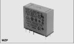 Carlo Gavazzi MZP A 002 48 10 mini print relais 23,5vdc schakel 10a 250vac