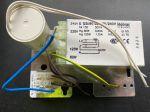Helvar vsa set tbv 80-125w hpln + condensator