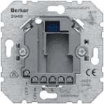 Berker 2948 sokkel voor elektronische tijdschakelaar 1000w