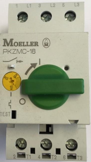moeller pkzmc16 inhoud